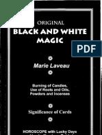 Marie Laveau Black White Magic.