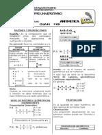 Guia08 - Razones y Proporciones