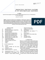 Pipe Friction Factor