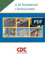 Manual de Tolerancias Para La Edificacion - CCHC