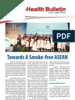 ASEAN Health Profile - Regional Priorities and Programmes