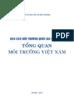 Báo cáo hiện trạng môi trường Quốc gia 2010