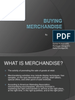 Buying Merchandise Final Ppt