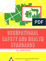 DOLE Occupational Safety and Health Standards