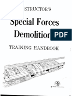 62046102 Instructors Special Forces Demolition Training Handbook
