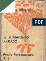 EL SUFRIMIENTO ARMADO - POESIA REVOLUCIONARIA PAGINAS 1-43