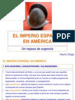 el imperio español en america