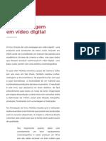 Criação decurta-metragemem vídeo digital