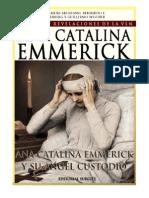 Ana Catalina Emmerick y su ángel custodio - Beata Ana Catalina Emmerick - Visiones y Revelaciones