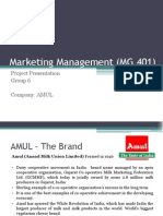 Marketing Managerment