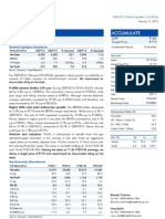 Petronet LNG - 3QFY2013 Result Update