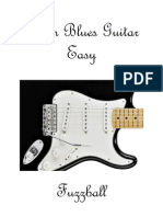 learn blues guitar easy