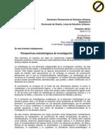 Sociología Política VIII, mov soc 2013-I