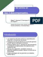 TRASTORNOS DE ANIMO EN EL DIABETICO