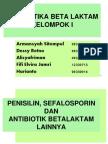 Antibiotik Beta laktam