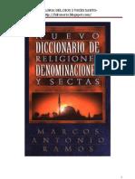 Diccionario de Religiones Denominacionales y Sectas