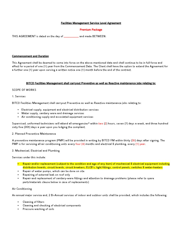 cleaning services contract template with cleaning services contract template. Resume Example. Resume CV Cover Letter