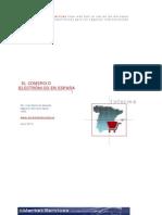 EL COMERCIO ELECTRONICO EN ESPAÑA 2010