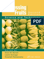 Processing Fruit Science & Technology