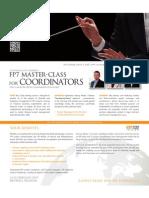 FP7-Master-class for Coodinators