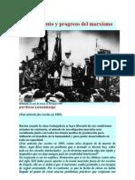Rosa de Luxemburgo a 94 años de la traición