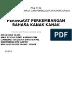 PERINGKAT PERKEMBANGAN BAHASA KANAK-KANAK.pptx