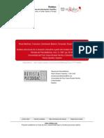 Análisis estructural de la situación educativa a partir del modelo instruccional M.I.S.E