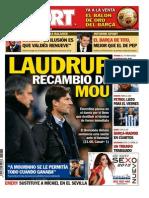 Diario Deportivo Sport 15-1-2013