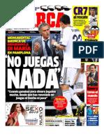 Diario Deportivo Marca 15-1-2013