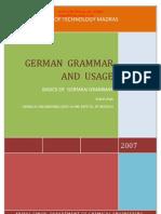 German Grammar