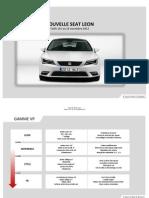 Brochure tarif LEON