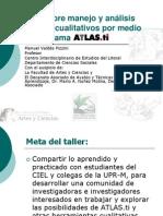 Atlas.ti (PPT)