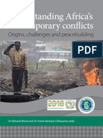 Understanding Africa's contemporary conflicts