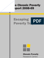 The chronic poverty report  2008-9