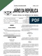 Decreto sobre Auditoria Ambiental