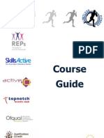Limitless Fitness Course Brochure