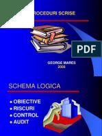 Prezentare proceduri