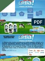 Red de distribución logística Lattia