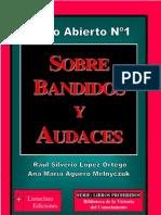 SOBRE BANDIDOS Y AUDACES