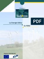 energia eolica en el Peru