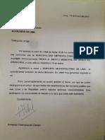 Armando Villanueva declina condecoración de municipio de Lima