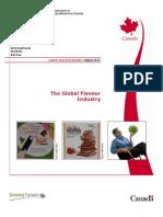 Global Flavor Industry
