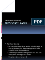 Presentasi Kasus Shoulder