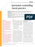 Interpersonal counseling in general practice.pdf