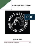 Strongman Training for Wrestling w/ Kegs and Sandbags