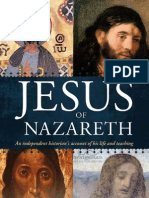 2010 - Maurice Casey - Jesus of Nazareth. An independent historian's account of his life and teaching