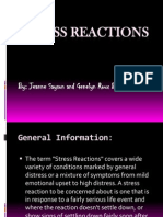 stress reaction