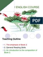 A New English Course Book 3