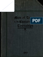 Men of today in the Eastern Townships (1917)