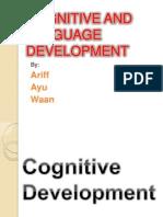 cognitive language development